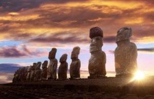 【驚愕の事実!】イースター島とモアイにまつわる驚くべき7つの事実【きっと、あなたは知らない】