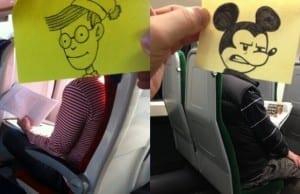 【乗客をアニメキャラクターに!】旅先の電車で、暇な時間を楽しくするためのアイデア【10の作品例】