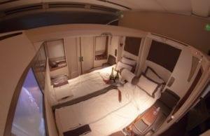 【一流ホテル?】世界一豪華と言われるシンガポール航空の「スイートクラス」