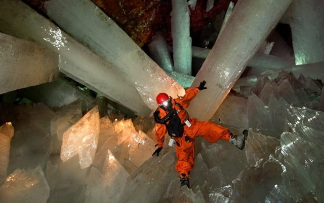 Naica Mine, The Cave of Giant Crystals, Mexico 2