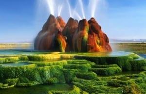 """「フライガイザー」;砂漠に出現した""""地球外生命体""""にしか見えない物体の正体とは!?"""