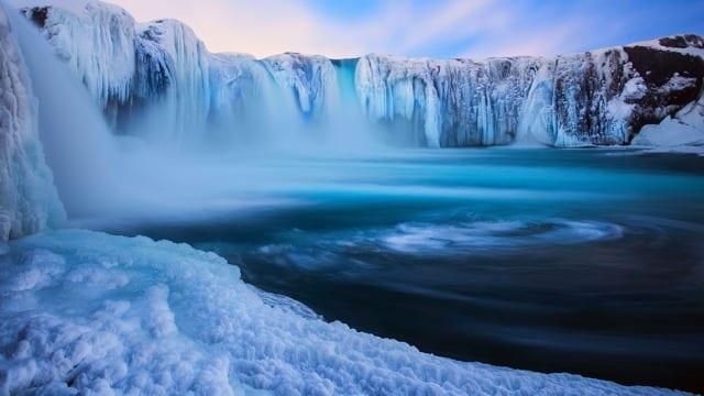 アイスランドの絶景
