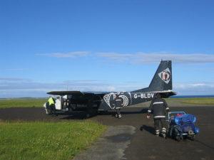 【たったの47秒】「世界一短い」飛行時間@パパ・ウェスレー飛行場