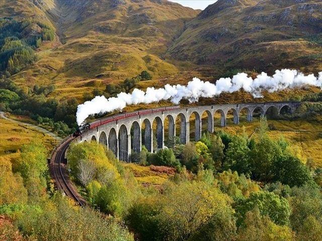 絶景写真】スコットランドの ...