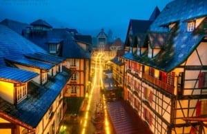 コルマール;フランスとドイツの魅力を贅沢に併せ持つ「可愛いすぎる」町