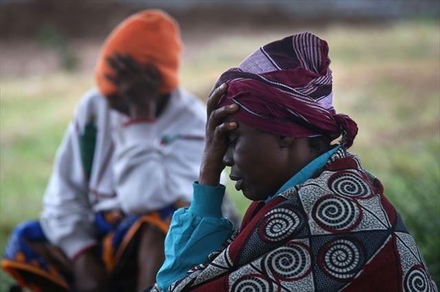 西アフリカのエボラ