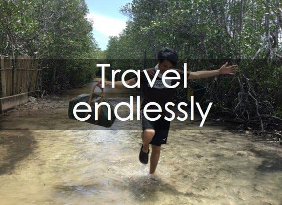 世界X周生活 海外旅行を仕事にする旅人