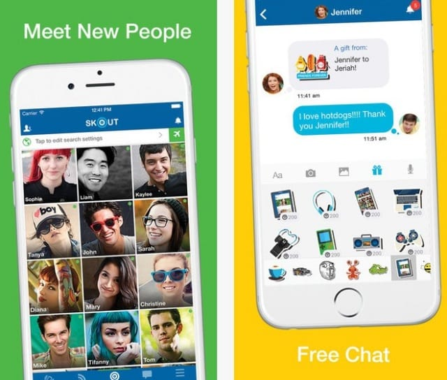Skout - Chat, Meet New People on the App Store