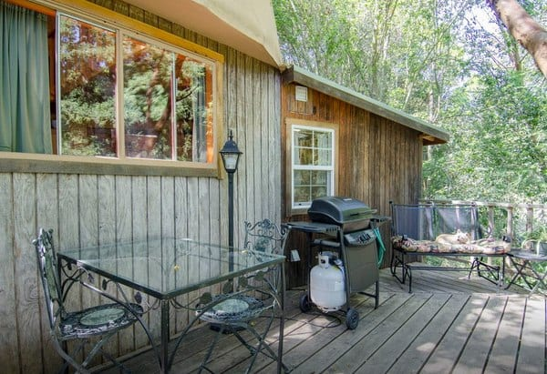 Mushroom Dome Cabin_ #1 on airbnb - Cabins for Rent in Aptos-1