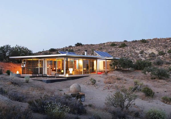 Off-grid itHouse - Houses for Rent in Pioneertown