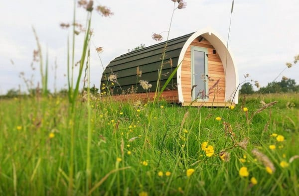 Widget_s Farm Luxury Glamping - Cabins for Rent in Standerwick-1