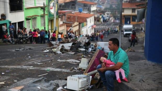 ベネズエラの治安 – 市内の様子 ...