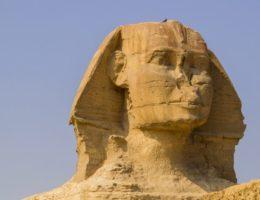 【侍も訪問した?】エジプトのスフィンクスにまつわる興味深い5つの事実