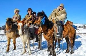 人と動物以上の関係がある!知られざるモンゴルの馬についての7つの真実